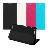 Buy cheap Smart PU Leather Kickstand Mobile Phone Cases For Huawei Ascend G6 from wholesalers