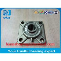 Buy cheap SSUCF204 Square Pillow Block Bearing Stainless Steel Material High Precision 20x86x33.3mm from wholesalers