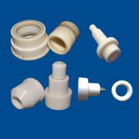 Buy cheap Industrial Wear - Resistance 0.005mm Alumina Insulation Parts from wholesalers