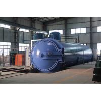 Buy cheap Rubber Vulcanized  Autoclave With Safety Interlock , Automatic Control,and is of high temperature and low pressure product