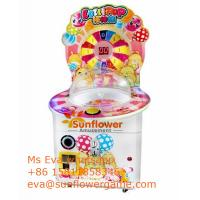 Buy cheap Electric Coin Operated Game Machine Best Quality Chocorate Crane Machine Lollipop Candy Vending Machine For Sale from wholesalers