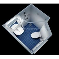 Buy cheap Marine Bathroom Unit Marine Wet Unit/Sanitary pods/bathroom/toilet from wholesalers