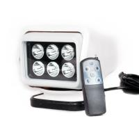 Buy cheap 30W Rechargeable Led Work Light 12V Battery Power Wireless Remote Control Type product