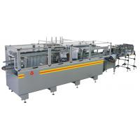Buy cheap Wrap round Case Packer /  Shrink Packaging Equipment for food, chemical Carton box packing from wholesalers