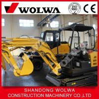 Buy cheap Chinese digger 2 ton excavator for sale DLS822-9B from wholesalers