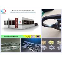 Buy cheap High Speed Aluminum / Copper Metal Laser Cutting Machine For Fire Control Industry from wholesalers