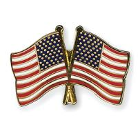 Buy cheap Singal flag lapel pins,metal pin,gifts metal arts from wholesalers