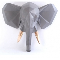 Buy cheap Spray Paint Resin Animal Sculpture , Chemical Do Color Beautiful Garden Statues from wholesalers