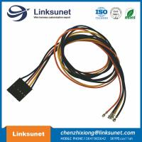 Buy cheap MOLEX 50 - 57 - 9405 SL Crimp Housing , Single Row , Male Female Automobile Wire Harness / 2.54mm Pitch from wholesalers