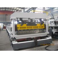 1200mm Width Roof Panel Roll Forming Machine with Lifetime Service