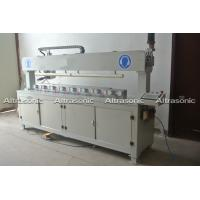 Buy cheap Durable Ultrasonic Seam Welding Machine Solar Heat Collecting Plate Welding from wholesalers