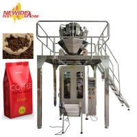 Buy cheap Vertical Form Fill Seal Granule Packaging Machine For Quad Seal Bag from wholesalers
