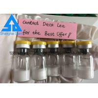 Buy cheap PEG MGF Growth Hormone Peptides PEGylated Mechano Growth Factor for Bodybuilding product
