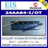Buy cheap 24AA64-I/OT - MICROCHIP - 64K I2C™ Serial EEPROM from wholesalers