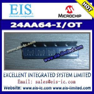 Buy cheap 24AA64-I/OT - MICROCHIP - 64K I2C™ Serial EEPROM product