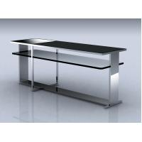 Buy cheap Fashion Glass Modern Squre Italian Perspex Custom Made Coffee Tables for Home from wholesalers