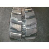 Buy cheap Rubber track for Komatsu PC75 / PC75R.2 (450 x 76 x 80) with joint free inner steel ​ from wholesalers