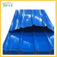 Buy cheap PPGI Corrugated Roofing Sheet Protective Film Surface Protctive Anti Scratch from wholesalers