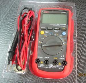 China UT61D CE Guarantee Unit Digital Multimeter on sale