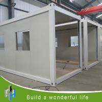 Buy cheap hot sale prefabricated container house for sale from wholesalers