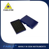 Buy cheap Hardness Pencil Set Gem Testing Instruments With 5 Pieces Standard Hardness Testing Pencils from Wholesalers