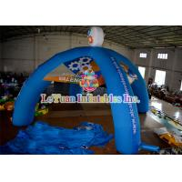 Buy cheap Giant Canopy Outdoor Inflatable Tent with LED Lighting for Exhibition / Advertising from wholesalers