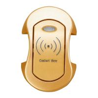 Buy cheap Gold RFID Electronic Card Cabinet / Card Lock for Sauna Bathroom SPA Room from wholesalers