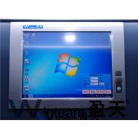 Buy cheap 50 Ton Number Plate Embossing Machine 15 Inch Computor CE Certification from wholesalers