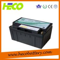 Buy cheap 60V120AH Energy Storage Car Battery With BMS System , Customized Size from wholesalers