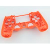 Buy cheap Replacement Top and Bottom Housing Shell Case for Playstation 4 PS4 Controller - Glossy Orange from wholesalers
