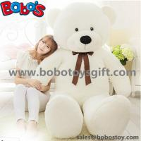 Buy cheap 55 Wholesale Price White Giant Push Bear Animal Toys as Christmas Gift from wholesalers