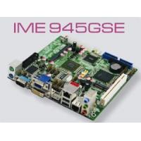 Buy cheap ITX 17x17 Mainboard ATOM N270 945GSE CPU, Fanless from wholesalers