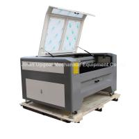 Buy cheap Car Foot Pad Laser Cutting Machine Co2 Laser Machine UG-1390L from wholesalers
