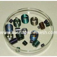 Buy cheap 304 316 Wire Thread Insert Heli-Coil-Type Screw Thread Insert from wholesalers