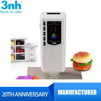 Buy cheap High Accuracy CIE Lab Color Meter , Switchable Apertures Colour Difference Meter from wholesalers
