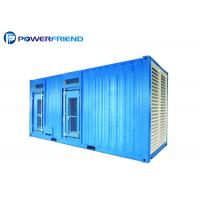 Buy cheap Container Type Perkins Diesel Generator Set / Genset 800kw 1000kva Water Cooled from wholesalers