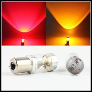 Buy cheap CREE 30W 6SMD 1157 BAY15D 1156 BA15S P21W LED Brake light Reverse Tail parking Light Bulb product
