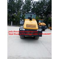 Buy cheap Model XS162J Vibratory Road Roller , Road Maintenance Machinery Operating Weight 16000kgs, 115Kw, Euro II from wholesalers