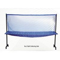 Buy cheap Movable Blue Color Table Tennis Accessories Ball Collecting Net from wholesalers