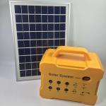 Buy cheap 10 Watt Small Solar Energy System / Off Grid Solar Power System Kits from wholesalers