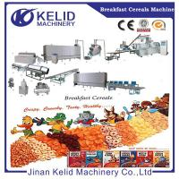 Buy cheap Multi-function corn flakes Puffed corn snacks making machine from wholesalers