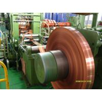 Buy cheap Copper Foil Oxygen Free Copper Roofing Strips For Electrical Equipment product