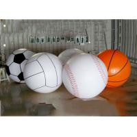 Buy cheap Giant Inflatable Football Basketball Sports Balloons Advertising Sport Ball from wholesalers