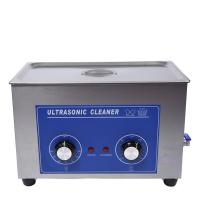 Buy cheap PS Series Compact & Cheap Mechanical Ultrasonic Cleaner With Knob Simple Operation Function And Easy Maintenace Method from wholesalers