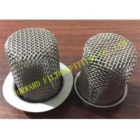 Buy cheap Special Filter Components Perforated Steel Pipe Added Other Auxiliary Materials from wholesalers