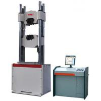 Electro Servo Hydraulic Pressure Testing Machine Micro Computer Control