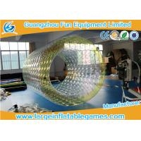 Buy cheap Water Roller Ball Inflatable Hamster Wheel For Humas With Size Customized from wholesalers
