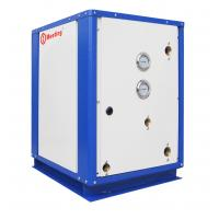 Buy cheap Geothermal Water To Water Heat Pump , Commercial Hot Water Heater Pump For Pool Heating from wholesalers