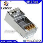 Buy cheap RJ45 Female Connector/Plug Cat5 FTP RJ45 Plug Terminator from wholesalers
