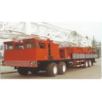 Buy cheap Oil Drilling Industry Truck Mounted Drill Rig Petroleum Equipment Workover Rig from wholesalers